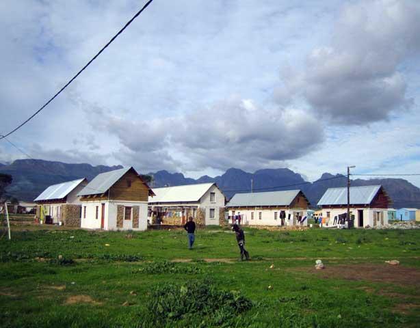 Mbekweni Low Cost Housing Collis Amp Associates